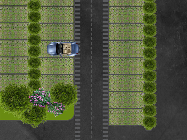 miniatura progetto Parcheggio Low Cost